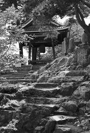 福島の鐘撞堂