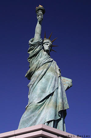 Japan's Statue of Liberty