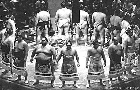 Fall Sumo Tournament 1997