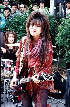 Harajuku Girl Band